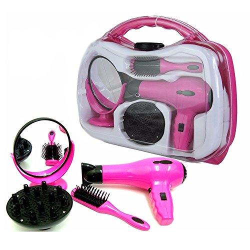 Ragazze Battery Operated Hairstyler Set Carry Case