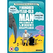 The Hundred-Year-Old Man Who Climbed Out The Window And Disappeared [DVD] by Robert Gustafsson