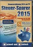 Steuersparer 2015 f�r die Steuererkl�rung 2014 Bild