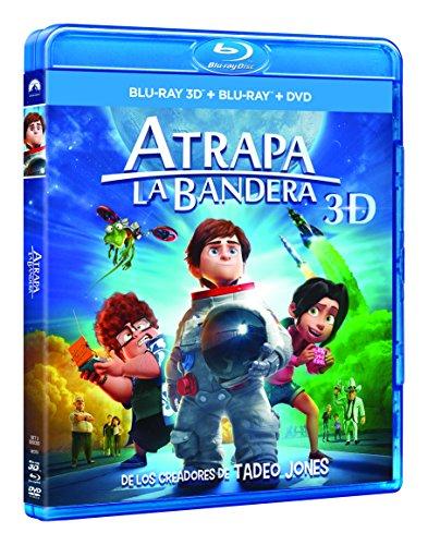 Atrapa La Bandera – Superset (DVD + BD + BD 3D) [Blu-ray] 51adjMMMQmL