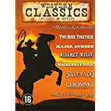 Western Classics Collection - 8-DVD Box Set ( The Man from Colorado / Two Rode Together / Major Dundee / Alvarez Kelly / Mackenna's Gold / Silverado / Geronimo: