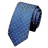 ZHOUBA - Cravate - Homme bleu bleu Taille Unique