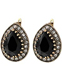 Shining Diva Fashion Stylish Fancy Party Wear Stud Tops Traditional Earrings For Women And Girls
