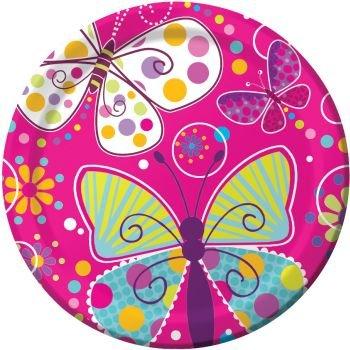Butterfly Sparkle Folie 9Zoll -
