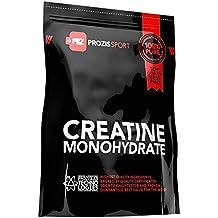 Prozis Sport Creatina Monohidrato, Suplemento para Deportistas, Sabor Natural - 900 gr