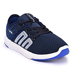 Campus Mens Mesh Walking Shoes (10 UK)
