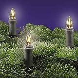 Rotpfeil Toplampen 3 x 16 V, 3 W Glatt 3 Stück für 15-er Ketten, Außen 872 163 0000
