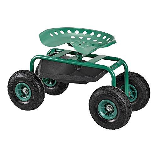 [pro.tec] Asiento móvil trabajar jardín scooter