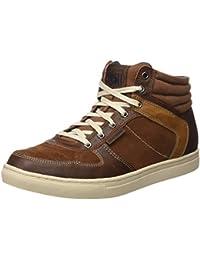 Skechers Elvino-Staley, Zapatillas de Deporte para Hombre
