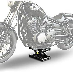 Bequille d'atelier Cric Moto ConStands Lift M noir
