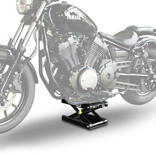 Motorrad Hebebühne Scherenheber Lift ConStands M schwarz