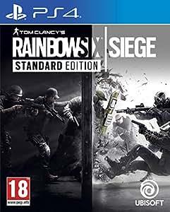 Tom Clancy's Rainbow Six Siege (PS4): Amazon co uk: PC