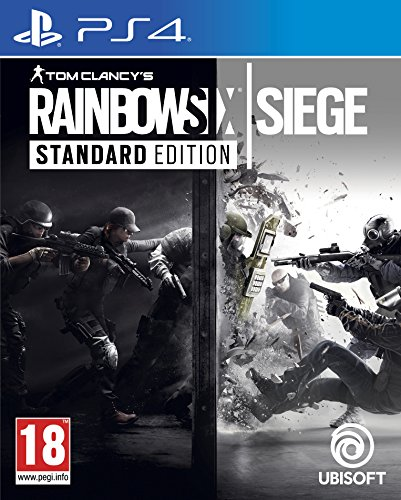 Tom Clancy's Rainbow Six Siege (PS4) - [Edizione: Regno Unito]
