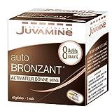 Juvamine 067012 Bronzage Sublime Autobronzant 60 Gélules