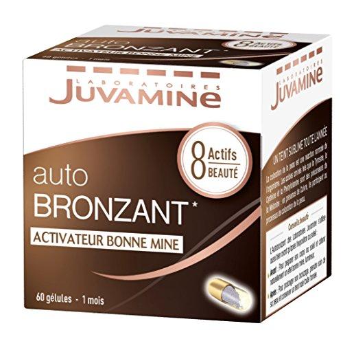 Juvamine Bronzage Sublime - 60 cápsulas autobronceadoras