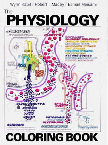 The Physiology Coloring Book Wynn Kapit