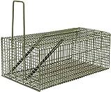Elbe Trappola per Topi Domestici (MUS Musculus), Trappola per Cattura Piccoli roditori 32x19x13cm, Modello Intermedio, MAF21L