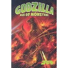 Godzilla: Age of Monsters by Randy Stradley (1998-02-18)