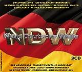NDW - Neue Deutsche Welle 3er CD Box (inkl. Schickeria, der Kommissar, Carbonara, 99 Luftballons, Ich will Spaß, Rosemarie, Skandal im Sperrbezirk, Bruttosozialprodukt, Manta, Major Tom - Völlig losgelöst) - Coverversionen