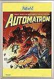Fallout 4 - Automatron - Game Videospiel Poster Plakat Druck - Grösse 61x91,5 cm + Wechselrahmen der Marke Shinsuke® Maxi aus edlem Aluminium (ALU) Profil: 30mm silber
