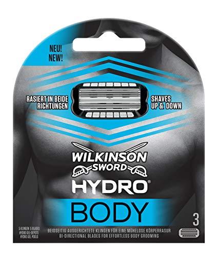 Wilkinson Sword Hydro BODY - Recambio Cuchillas Afeitadora