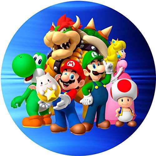 (Tortenaufleger Super Mario3)