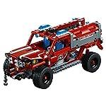 LEGO-Technic-Unit-di-Primo-Soccorso-42075
