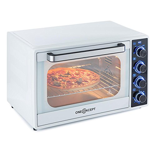 oneconcept-mothership-mini-oven-grill-air-circulation-timer-4-rotating-knobs-space-saving-for-small-