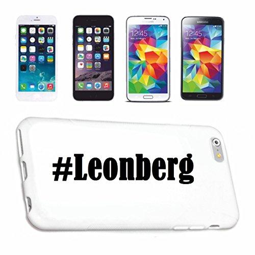 Handyhülle iPhone 7S Hashtag ... #Leonberg ... im Social Network Design Hardcase Schutzhülle Handycover Smart Cover für Apple iPhone … in Weiß … Schlank und schön, das ist unser HardCase. Das Case wird mit einem Klick auf deinem Smartphone befestigt