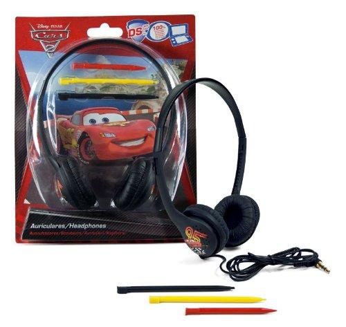 """Headset und Stylus """"Disney Cars 2"""" für Nintendo DS Lite i XL 3DS [Importación alemana]"""