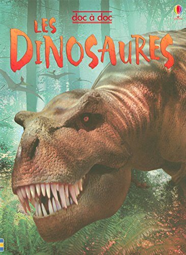 Les dinosaures - Doc à doc par Stephanie Turnbull