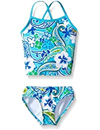 Kanu Surf Big Girls Summer Dream Tankini Swimsuit