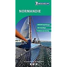 Normandie (Grüne Reiseführer deutsch)