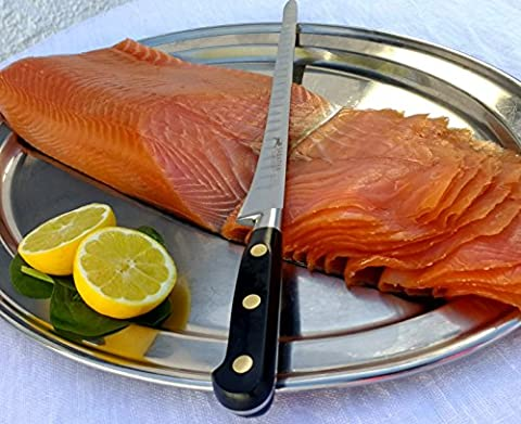 Ardshealach Smoked Salmon, whole side, handsliced, approx. 1,000g