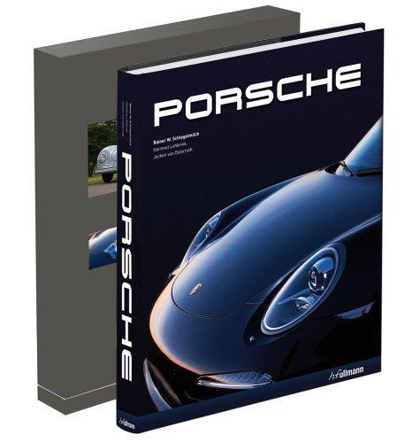 Porsche (Update 2013) in a Slipcase by Rainer W. Schlegelmilch, Hartmut Lehbrink (2013) Hardcover