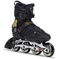 K2 Herren Fitness Inline Skates F.I.T. 84 Boa, Schwarz, 30C0715.1.1