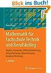 Mathematik für Fachschule Technik und...