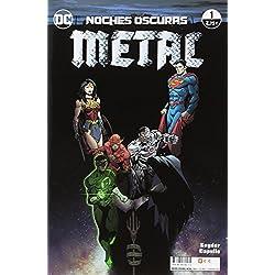 Noches oscuras: Metal (O.C.): Noches oscuras: Metal núm. 01