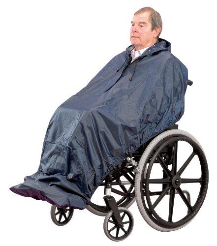 Patterson Medical Rollstuhl Kleidung Mac (gültig für MwSt. Relief in Großbritannien) Test