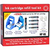 Red Star Ink Refill Tool Kit For Hp 46 Ink Cartridge