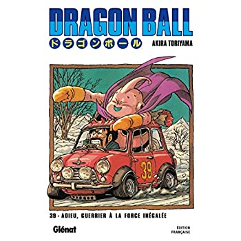 Dragon Ball - Édition originale - Tome 39