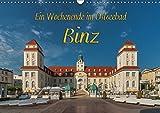 Ein Wochenende im Ostseebad Binz (Wandkalender 2019 DIN A3 quer): Binz - Die Inselschönheit auf Rügen (Monatskalender, 14 Seiten ) (CALVENDO Orte)