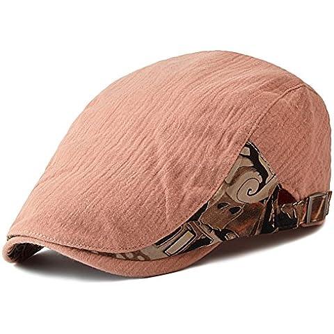 Cappelli donna/Tappo/Primavera e autunno parasole/Beret solido-colorato e per il tempo libero