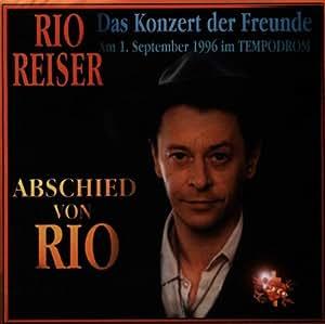 Das Konzert der Freunde - Abschied von Rio