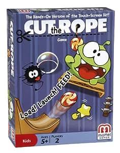 Mattel Games X5341 Cut The Rope