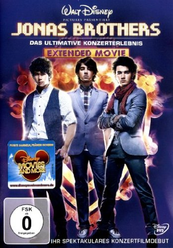 Jonas Brothers - Das ultimative 2D Konzerterlebnis