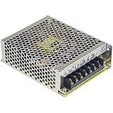 Schaltnetzteil / LED-Netzteil 50W 5V 10A ; MeanWell, RS-50-5
