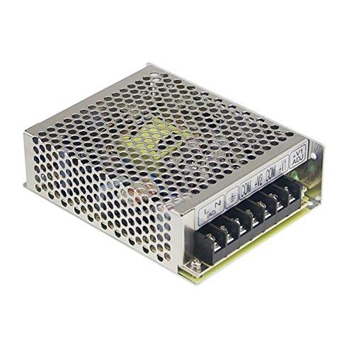 Preisvergleich Produktbild Schaltnetzteil / LED-Netzteil 50W 5V 10A ; MeanWell, RS-50-5