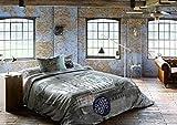 Lois Reversible Duvet Cover Model Jean bed 150