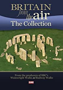 Britain from the Air - The Collection (3 DVD) Box Set